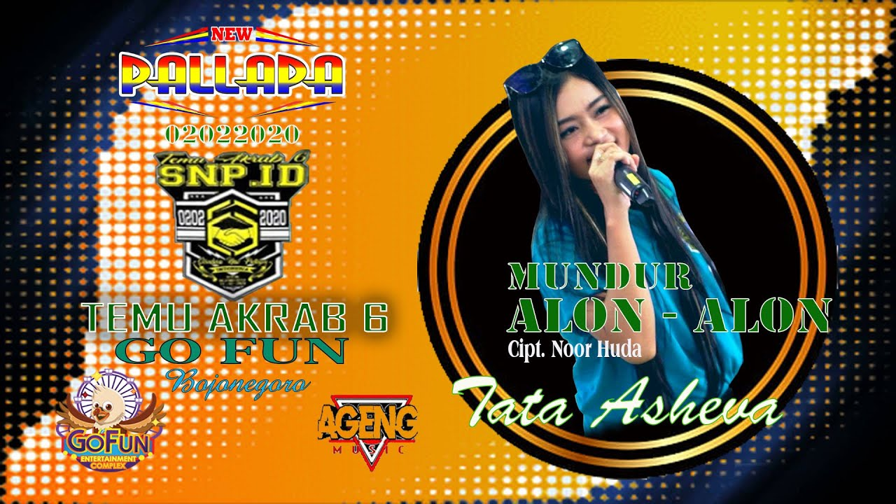 Tata Asheva - Mundur Alon Alon (New Pallapa) Mp3