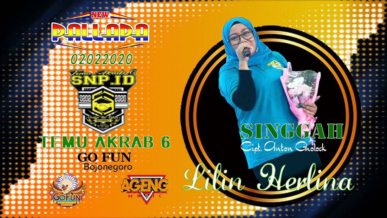 Lilin Herlina - Singgah (New Pallapa) Mp3